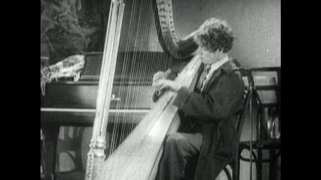 Harpo Marx - The Cocoanuts