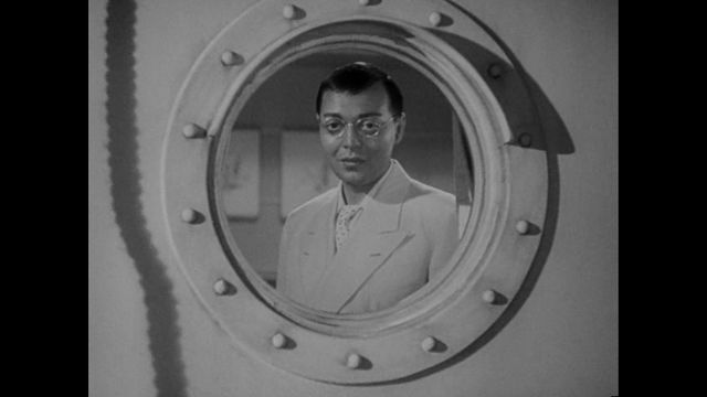 Think Fast, Mr. Moto - Peter Lorre as Moto